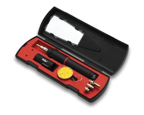 Weller P2KC Professional Self-igniting Cordless Butane Soldering Iron Kit